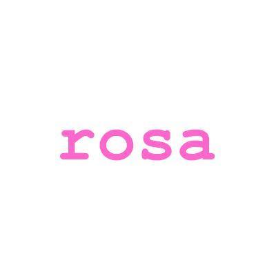 Rosa plastknapper