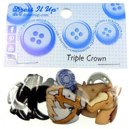 Dress it Up Knapper Triple Crown