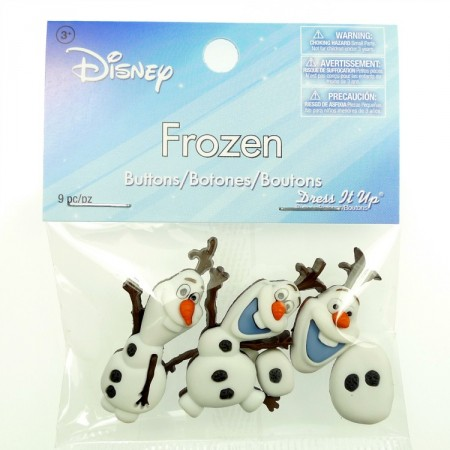 Knapper Disney Frozen