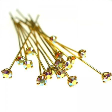 SWAROVSKI 17704/2mm headpins