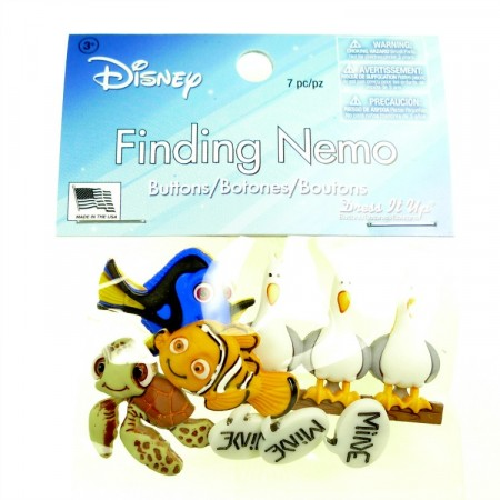 Knapper Disney Finding Nemo
