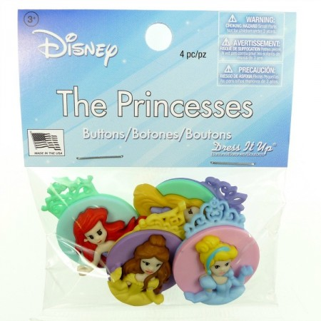 Knapper Disney The Princesses