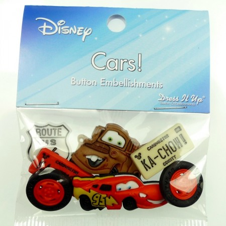 Knapper Disney Cars