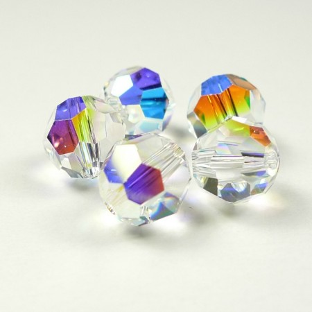 Swarovski Beads 5000/8mm/001 AB