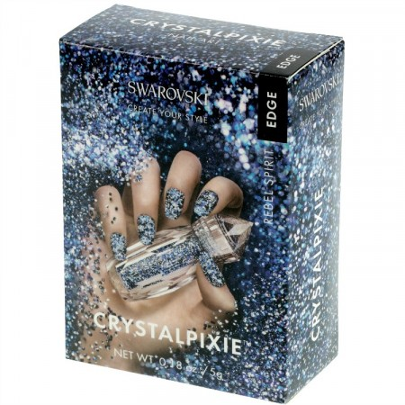 Swarovski Crystalpixie EDGE Rebel Spirit