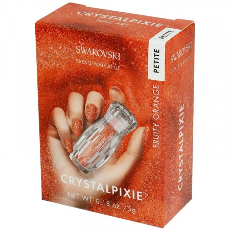 Swarovski Crystalpixie PETITE Fruity Orange