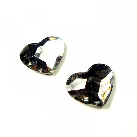Swarovski Flat Backs 2808/10/001 SILPA